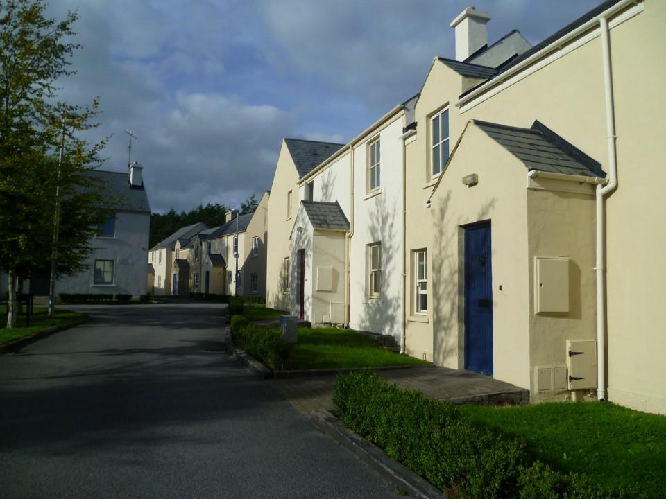 Bunratty Castle Gardens