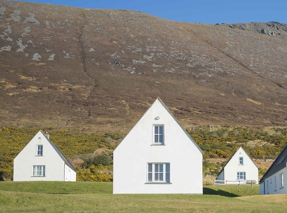 Image of Baile Slievemore Cottages on Achill Island