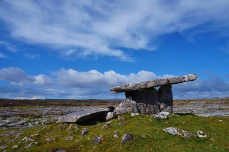 Poulnabrone Co Clare Cottages in Clare