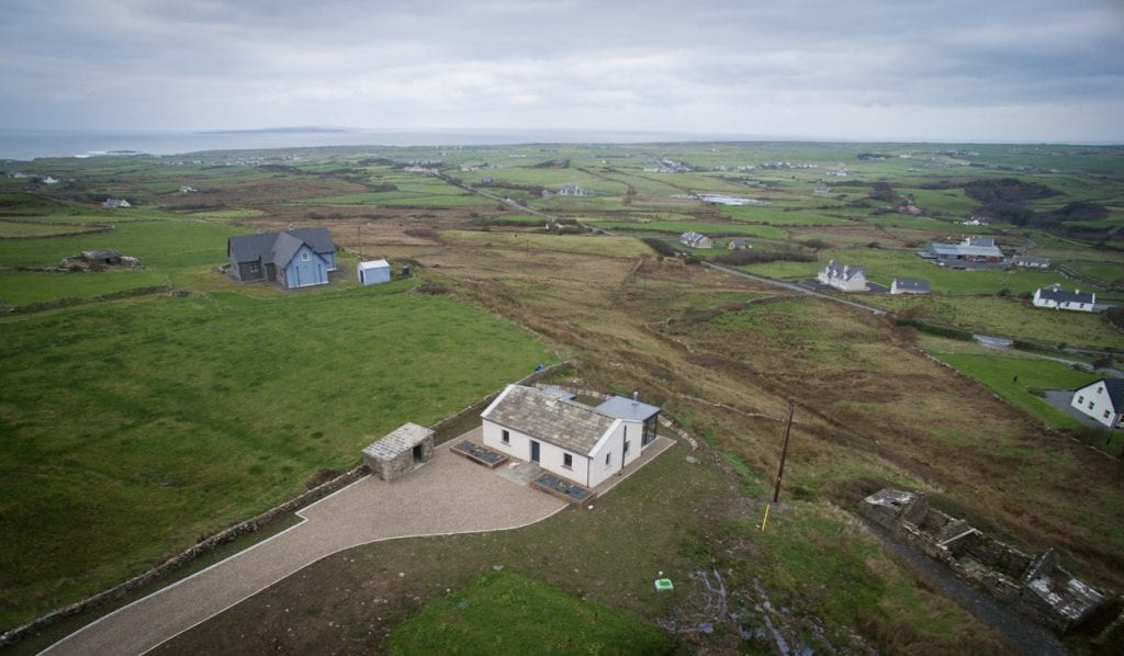 Elfin Cottage Views over Doolin