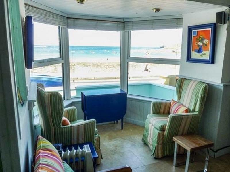Sea Warrior Beach View