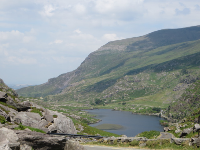 View north from the Gap of Dunloe
