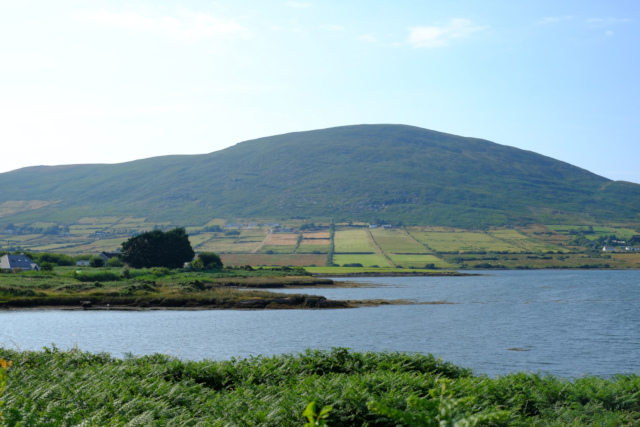 View of Valentia Island on the Ring of Kerry