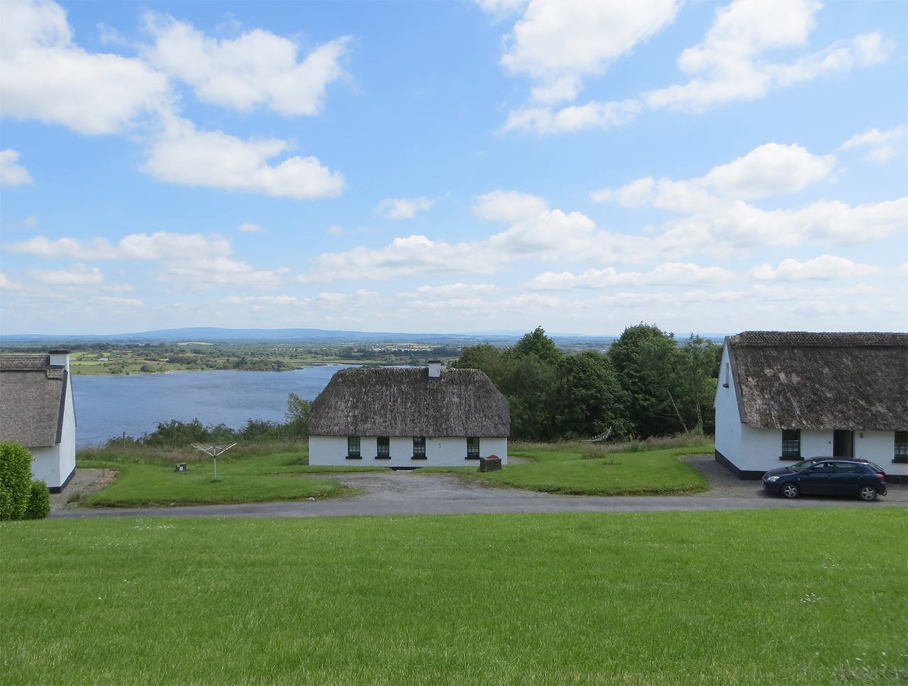 Corofin Cottages and Lake Inchiquin
