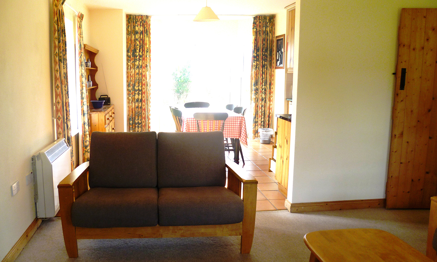Ring of Kerry living room