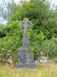 HIgh Cross at Kilnaboy Church