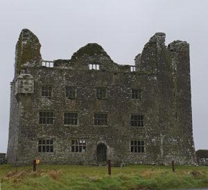 Leamaneh Castle Corofin