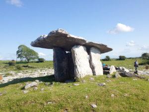 Poulnabrone Dolman The Burren